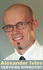 Alexander Ivlev, certified hypnotist